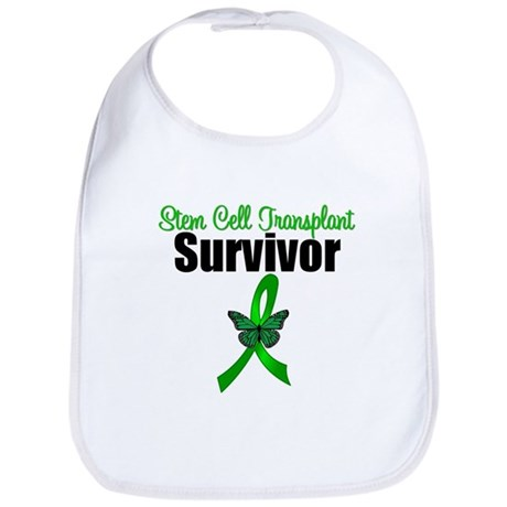 SCT Survivor Ribbon Bib