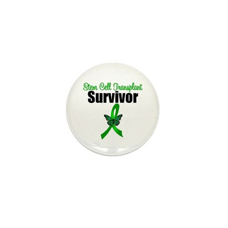 SCT Survivor Ribbon Mini Button