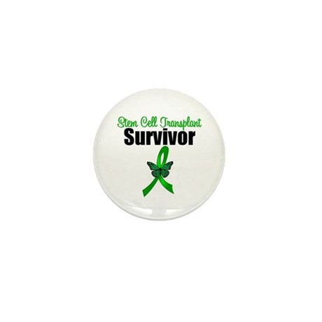 SCT Survivor Ribbon Mini Button (10 pack)