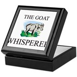The Goat Whisperer Keepsake Box