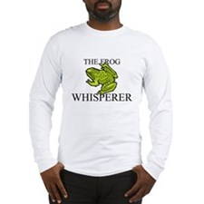 The Frog Whisperer Long Sleeve T-Shirt