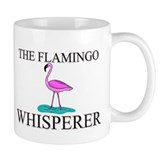 The Flamingo Whisperer Small Mug