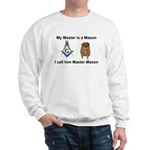 Masonic Dog Owners Sweatshirt