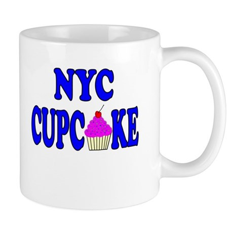 NYC Cupcake! Mug