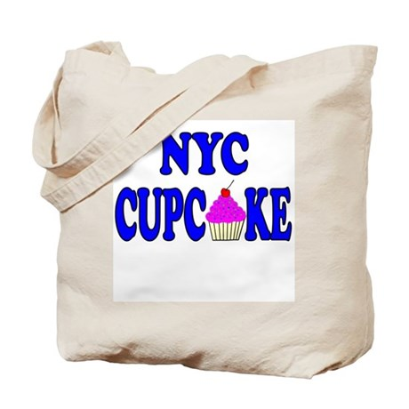 NYC Cupcake! Tote Bag
