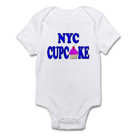 NYC Cupcake! Infant Creeper