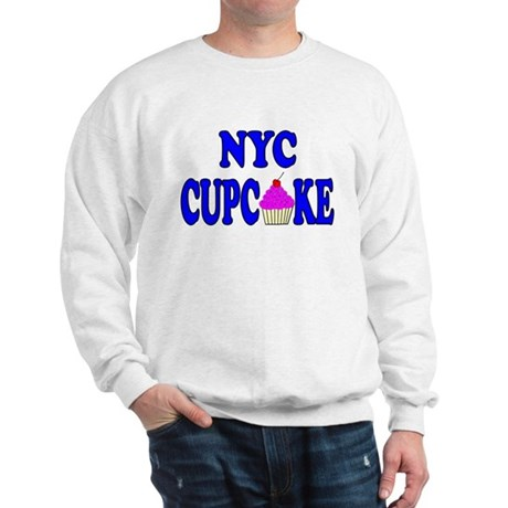 NYC Cupcake! Sweatshirt