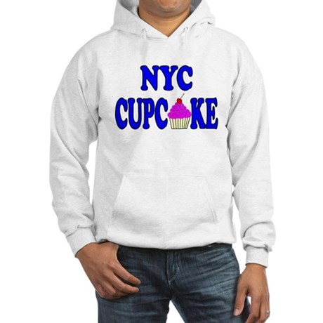 NYC Cupcake! Hooded Sweatshirt