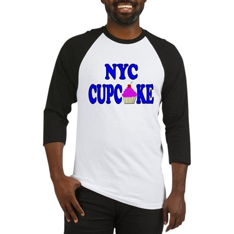 NYC Cupcake! Baseball Jersey