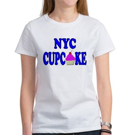NYC Cupcake! Women's T-Shirt