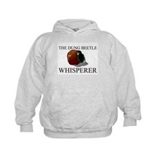 The Dung Beetle Whisperer Hoodie