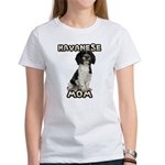 Havanese Mom Women's T-Shirt