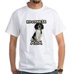 Havanese Mom White T-Shirt