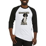 Havanese Mom Baseball Jersey