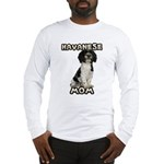 Havanese Mom Long Sleeve T-Shirt
