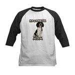 Havanese Mom Kids Baseball Jersey