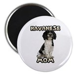 Havanese Mom Magnet