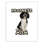 Havanese Mom Small Poster