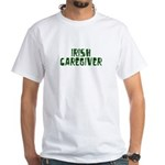 Irish Caregiver White T-Shirt