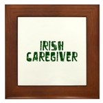 Irish Caregiver Framed Tile