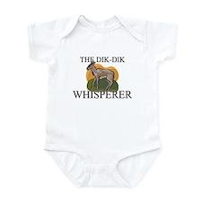 The Dik-Dik Whisperer Infant Bodysuit