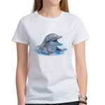 Happy Dolphin Women's T-Shirt