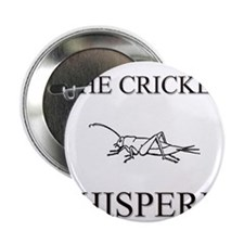"The Cricket Whisperer 2.25"" Button (10 pack)"