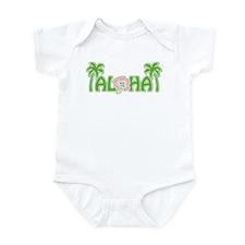 Unique Aloha Infant Bodysuit