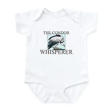 The Condor Whisperer Infant Bodysuit