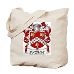 Vychan Coat of Arms Tote Bag