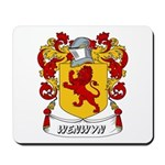 Wenwyn Coat of Arms Mousepad