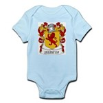 Wenwyn Coat of Arms Infant Creeper