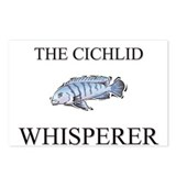 The Cichlid Whisperer Postcards (Package of 8)