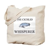 The Cichlid Whisperer Tote Bag