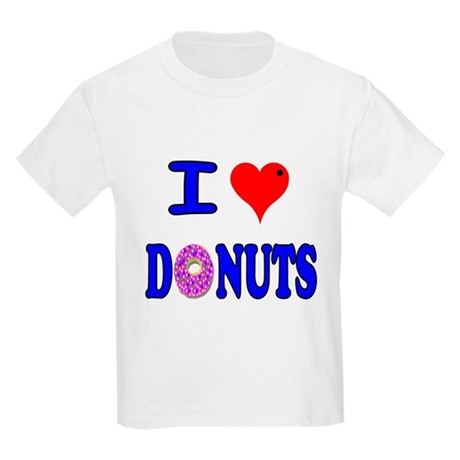 I love Donuts! Kids T-Shirt