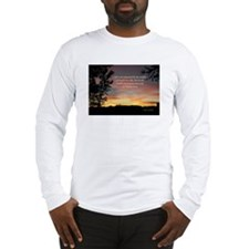 Life's Moments Sunset Long Sleeve T-Shirt