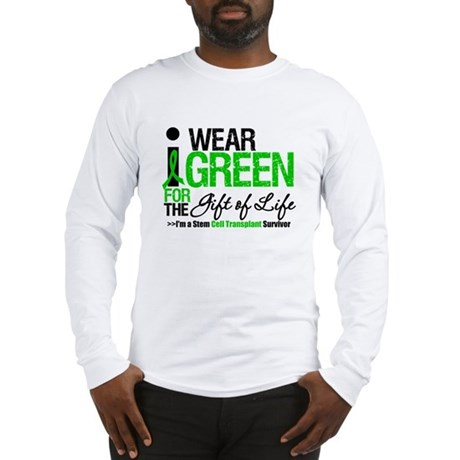 I Wear Green SCT Survivor Long Sleeve T-Shirt