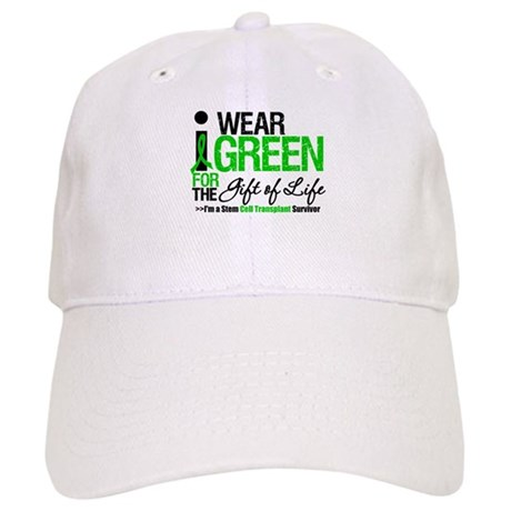 I Wear Green SCT Survivor Cap