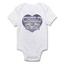 Child of God 2 Infant Bodysuit