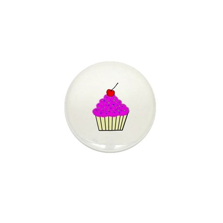 Cute Cupcakes! Mini Button (10 pack)