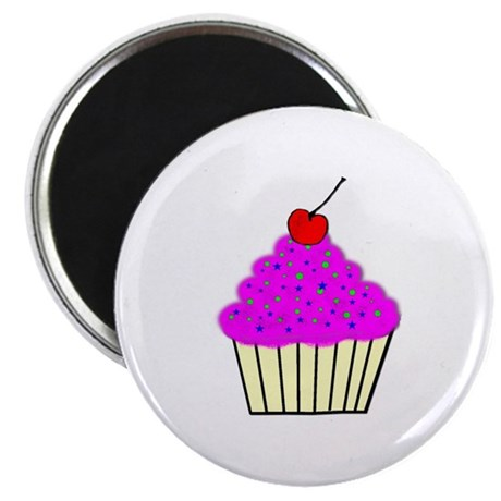 "Cute Cupcakes! 2.25"" Magnet (10 pack)"