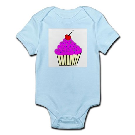 Cute Cupcakes! Infant Creeper