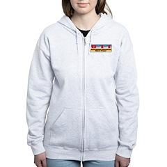 9-1-1 Women's Zip Hoodie