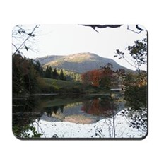 Mountain reflection Mousepad