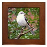 Mockingbird Framed Tile