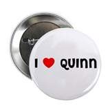 "I LOVE QUINN 2.25"" Button (100 pack)"