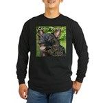 Canine Blessing Long Sleeve Dark T-Shirt