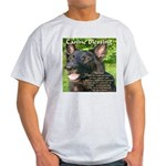 Canine Blessing Light T-Shirt