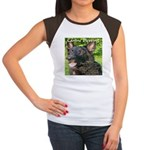 Canine Blessing Women's Cap Sleeve T-Shirt