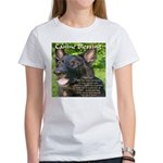 Canine Blessing Women's T-Shirt
